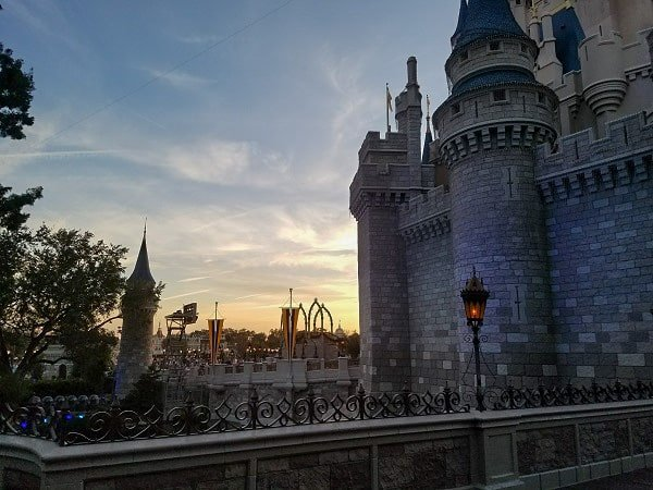 2018 Dinsey After Hours Magic Kingdom