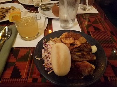 Boma – Flavors of Africa (Disney World)