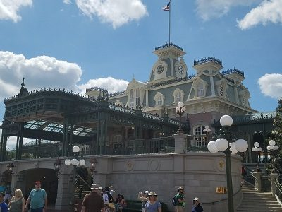 Walt Disney World Railroad (Disney World Ride)