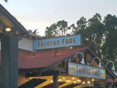 Fairfax Fare (Disney World)