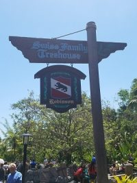 Swiss Family Treehouse (Disney World Attraction)