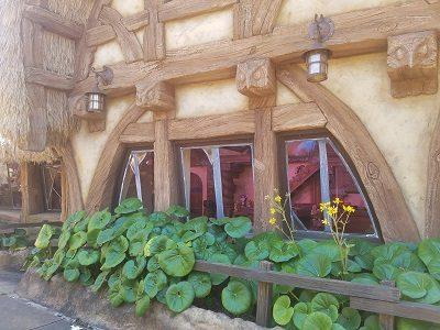Seven Dwarfs Mine Train (Disney World Ride)