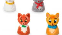 Aristocats Family Pack Playset - Disney Furrytale Friends