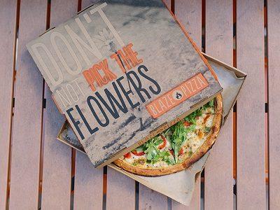 Blaze Fast-Fire'd Pizza (Disney Springs)