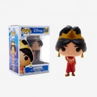 Disney Aladdin Princess Jasmine Vinyl Figure Funko Pop!