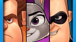 Disney Heroes Battle Mode Game
