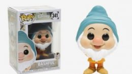 Disney Snow White And The Seven Dwarfs Bashful Vinyl Figure Funko Pop!