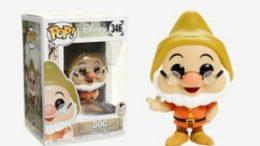 Disney Snow White And The Seven Dwarfs Doc Vinyl Figure Funko Pop!
