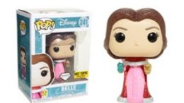 Funko Disney Diamond Collection Beauty And The Beast Pop! Belle Vinyl Figure
