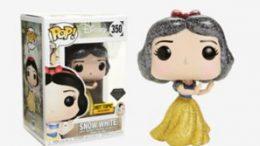 Funko Disney Diamond Collection Snow White And The Seven Dwarfs Pop! Snow White Vinyl Figure