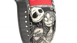 Jack Skellington and Sally MagicBand 2 - Nightmare Before Christmas