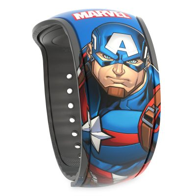 Marvel's Captain America MagicBand 2