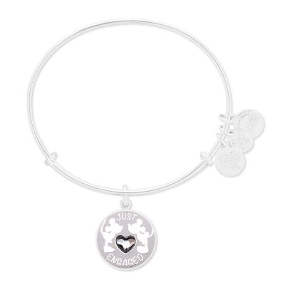 Mickey and Minnie Mouse Just Engaged Alex and Ani Bangle
