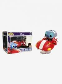 Rides Disney Lilo & Stitch The Red One Vinyl Figure Funko Pop!