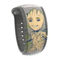 Rocket and Groot Guardians of the Galaxy MagicBand 2