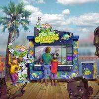 Senor Buzz Churros (Disney California Adventure)