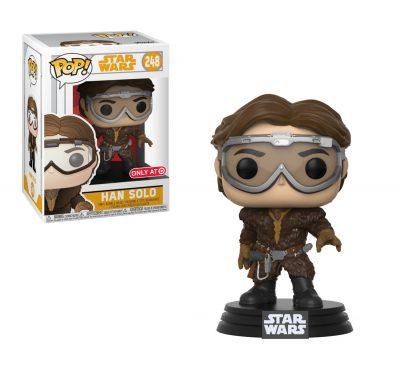 Star Wars: Han Solo – Han Solo Funko Pop! Figure