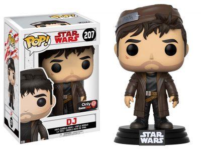 Star Wars: The Last Jedi – DJ Funko Pop