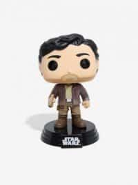 Star Wars: The Last Jedi Poe Dameron Vinyl Bobble-Head Funko Pop!