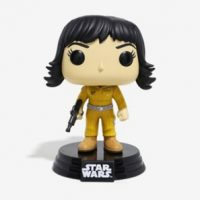 Star Wars: The Last Jedi Rose Vinyl Bobble-Head Funko Pop!