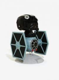 Star Wars Tie Fighter Pilot With Tie Fighter Vinyl Bobble-Head Funko Pop!