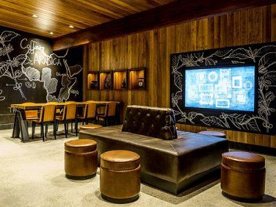 Starbucks At Disney Springs West Side