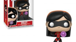 Violet Incredibles 2 Funko Pop! Figure