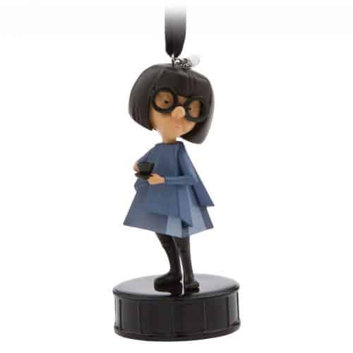 Edna Mode Christmas Ornament Incredibles 2 A Complete Guide Disneynews