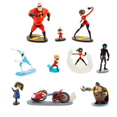Incredibles 2 Action Figure Set | Disney Pixar Toys