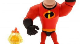 Mr. Incredible and Jack-Jack Action Figures
