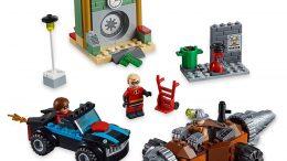Underminer Bank Heist Playset - Incredibles 2 LEGO