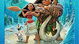 Disney's Moana (2016 Movie)