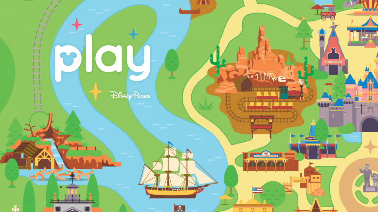 play disney parks app disney world