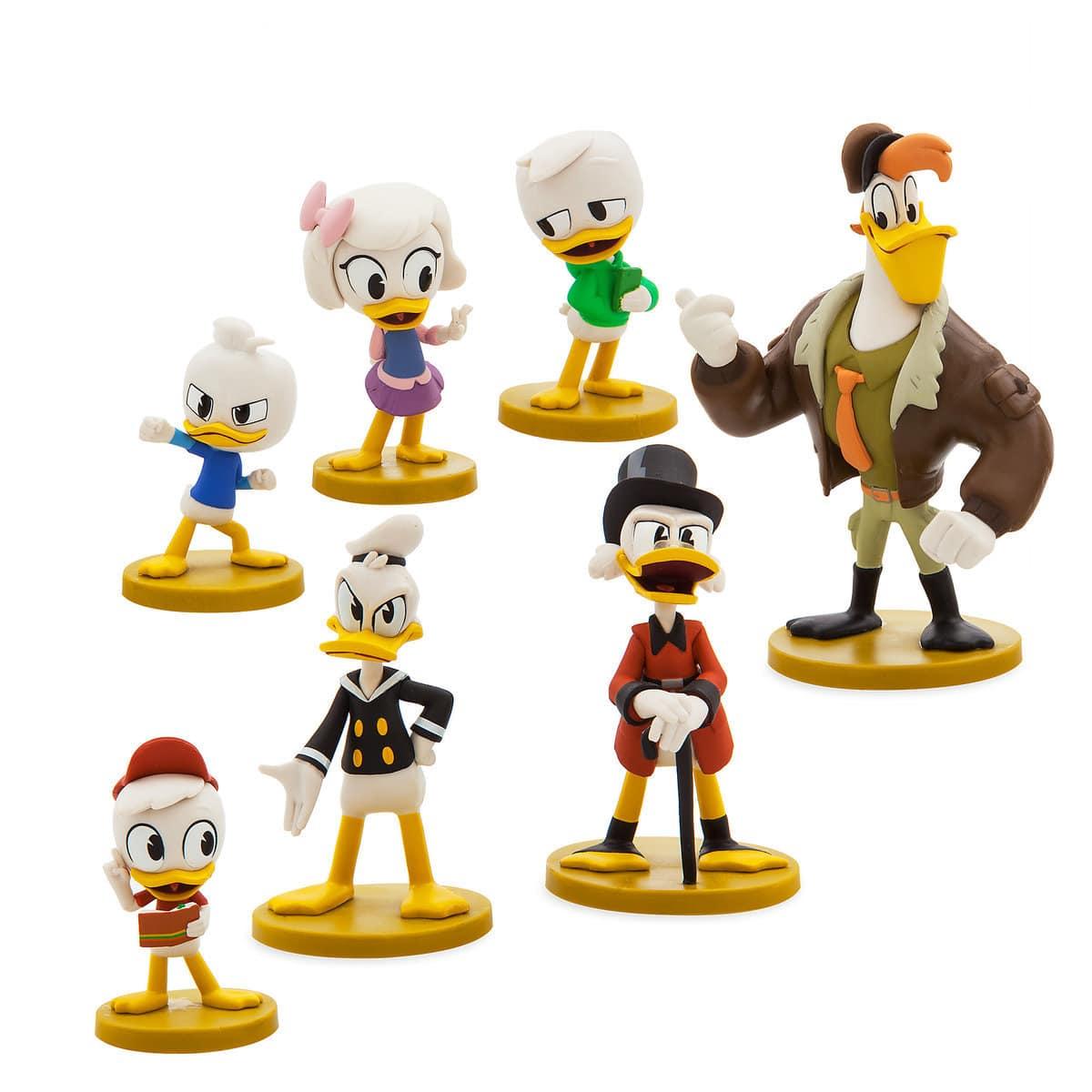 Ducktales Figuren