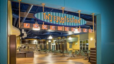 Intermission Food Court (Disney World)