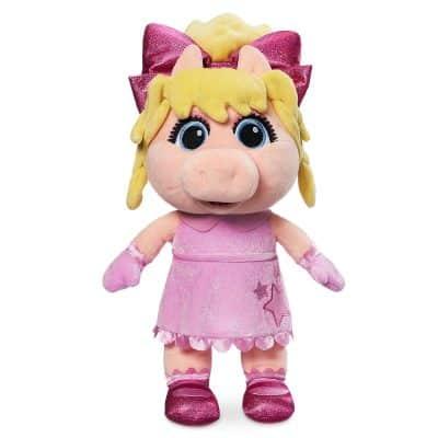Muppet Babies Piggy Plush Stuffed Animal