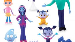 Vampirina and Friends Figure Play Set