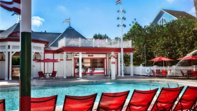 Backstretch Pool Bar (Disney World)