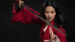 disney Mulan Live Action Movie 2020