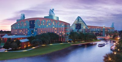 Walt Disney World Swan and Dolphin Resort