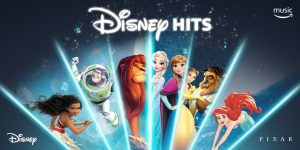 disney amazon prime music