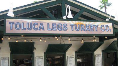 Toluca Legs Turkey Co. | Extinct Disney World
