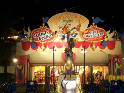 Cornelius Coot's County Bounty – Extinct Disney World Shop