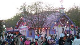 Minnie's House- Extinct Disney World