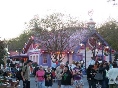 Minnie's House – Extinct Disney World Attraction