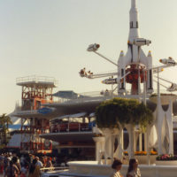 Rocket Jets – Extinct Disneyland Attractions
