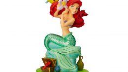 Ariel Singing Sketchbook Christmas Ornament   The Little Mermaid