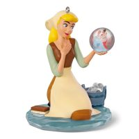 Disney Cinderella 2018 Hallmark Christmas Ornament