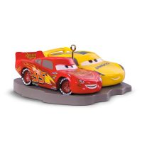 Disney/Pixar Cars 3 2018 Hallmark Christmas Ornament