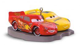 Disney/Pixar Cars 3 2018 Hallmark Christmas Ornament
